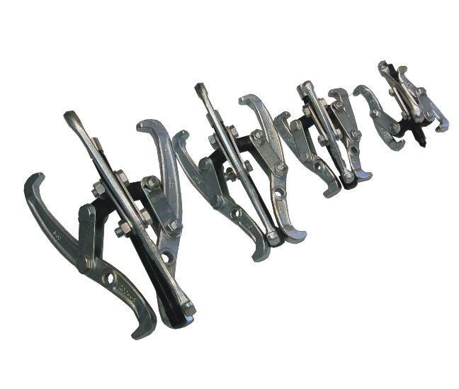 4 Pc 3 Jaw Gear Puller Set
