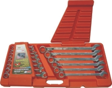 14 Pc Extra Long Combination Wrench Set